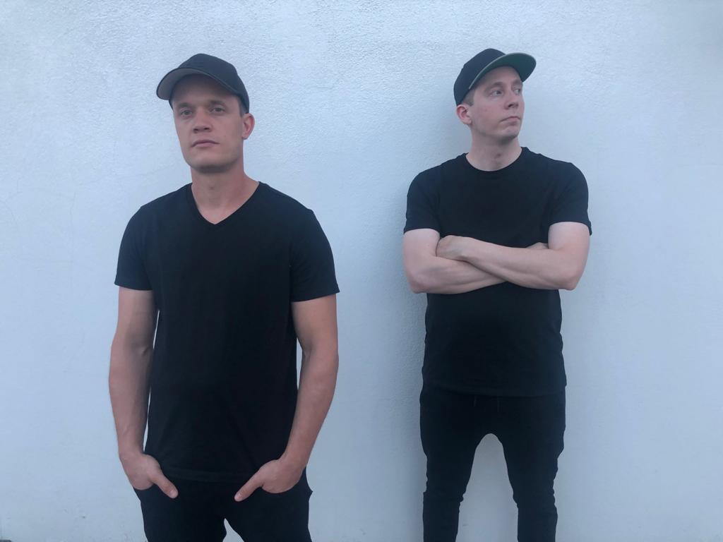 Midnight Destiny Music Band Toronto - Kevin Blake and Chris James