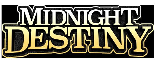 Midnight Destiny Music Band Toronto Website Logo